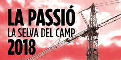 cartell de La Passió de La Selva del Camp