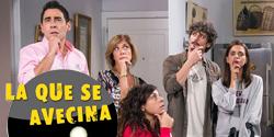 La que se avecina, escena Carles BIgorra