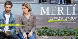 Merlí: Sapere Aude, escena Carles BIgorra